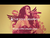 2011 Grammy Awards: Katy Perry